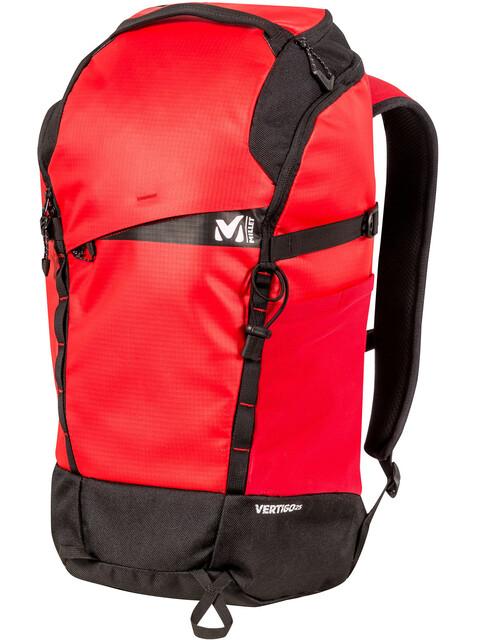 Millet Vertigo 25 Backpack red-rouge